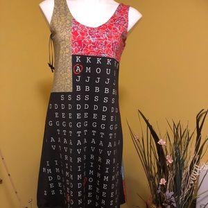 Volt Chiffon dress
